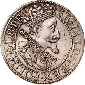 Zygmunt III 1587-1632, Ort 1613, Gdańsk.