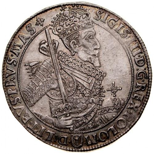 Zygmunt III 1587-1632, Talar 1628, Bydgoszcz.