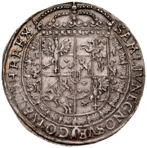 Zygmunt III 1587-1632, Talar 1631, Bydgoszcz.