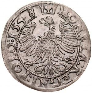 Zygmunt I Stary 1506-1548, Grosz 1548, Kraków.