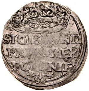 Zygmunt I Stary 1506-1548, Grosz 1527, Kraków.
