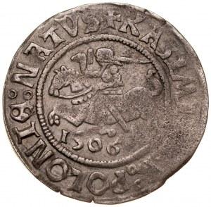 Zygmunt I Stary 1506-1548, Grosz 1506, Głogów.