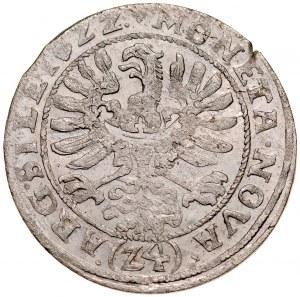 Śląsk, Ferdynand II 1620-1637, 24 krajcary 1622, Wrocław. Stany Śląskie