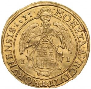 Władysław IV 1632-1648, Dukat 1637, Toruń.