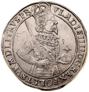 Władysław IV 1632-1648, Talar 1633, Toruń.