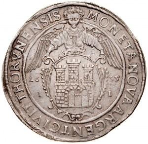Władysław IV 1632-1648, Talar 1635, Toruń.