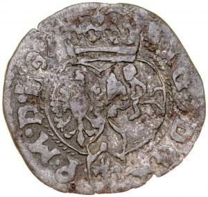 Zygmunt III 1587-1632, Szeląg 1597, Lublin.