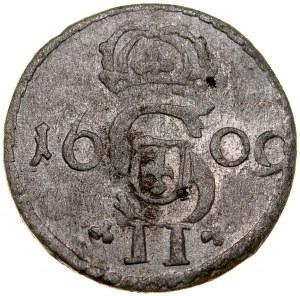 Zygmunt III 1587-1632, Dwudenar 1609, Wilno.