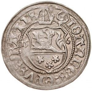 Jan Turzo 1506-1520, Grosz 1506, Nysa.
