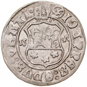 Jan Turzo 1506-1520, Grosz 1507, Nysa.