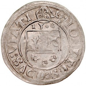 Jan Turzo 1506-1520, Grosz 1508, Nysa.