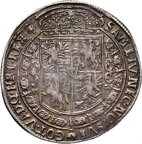 Zygmunt III Waza, talar 1628, Bydgoszcz, Dorstych - rzadkość R4-R5