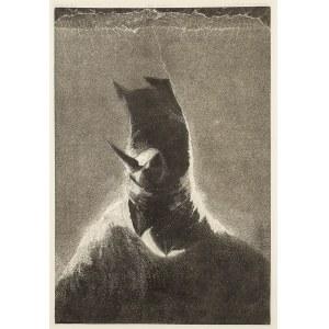Józef Gielniak (1932 Denain we Francji - 1972 Bukowiec koło Kowar), Improwizacja dla Grażynki VI, 1966 r.