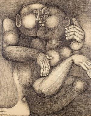Marek Kwaszkiewicz (ur. 1943 r.), Bez tytułu, 1969 r.