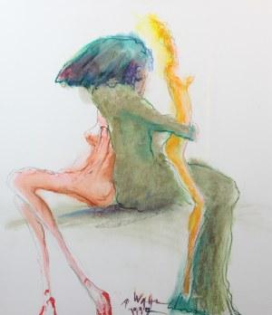 Alicja Wahl (ur. 1932), Bez tytułu, 1997 r.