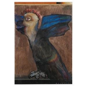 Jerzy Zabłocki (1927 Łódź - 1993 Turcja), Ptak