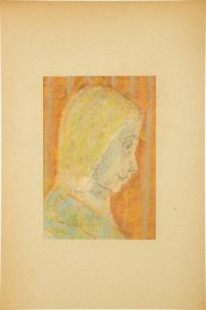 Bronisława Piprek (), Portret kobiecy