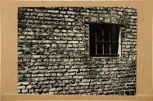 Jerzy Kosiński (1933-1991), The wall of prison