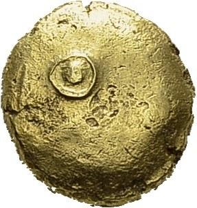 Morini. Quart de Statère au bateau et à l'annelet, 70-50 av. J.-C. DT 255-256...