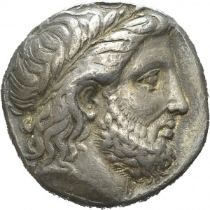 Macedonian Kingdom. Philip II, 359-336. Tetradrachm 348-342, Pella...