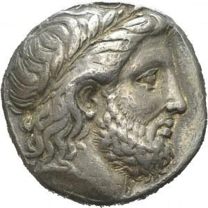 Macedonian Kingdom. Philip II, 359-336. Tetradrachm 348-342, Pella...