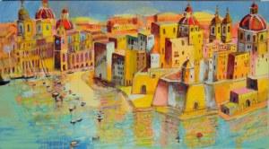 Magdalena Kurek, Najbardziej słoneczna wyspa Caravaggia - Valletta na Malcie, 2019