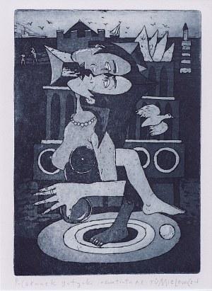 Czesław Tumielewicz, Pocałunek gotycki, 2006