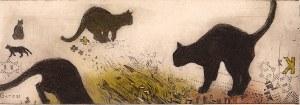 Edyta Purzycka, Kocie łowy, 2014