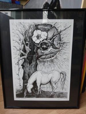 Ludwik Orthwein, The horse