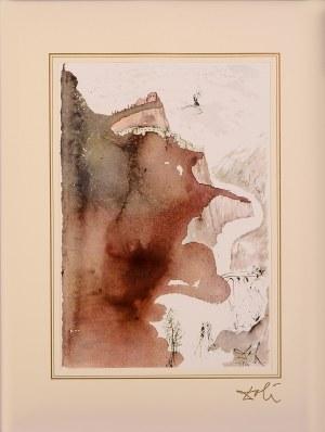 Salvador Dali, Mark 1; 9 z teki