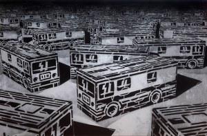 Mariusz Waras (M-City) (ur. 1978), M-CITY 754, 2014