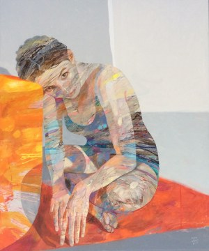Adam Wątor, Dziewczyna z brązowymi oczami, 2019