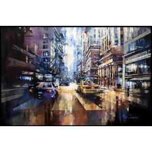 Piotr Zawadzki, Metropolis, Soho-Manhattan, 2019