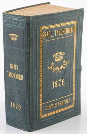 ALMANACH GOTAJSKI, 1876