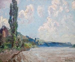 Włodzimierz Terlikowski (1873 wieś pod Warszawą - 1951 Paryż), Pejzaż