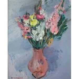 Joachim Weingart (1895 Drohobycz - 1942 Oświęcim), Bukiet kwiatów