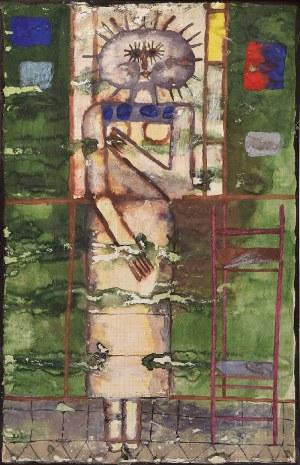 Jan LEBENSTEIN (1930-1999), Figura, 1956