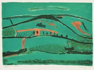 Henryk HAYDEN (1883-1970), Pejzaż, 1968