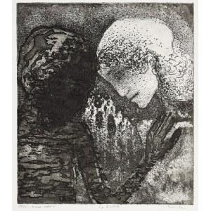 Jan PAMUŁA (ur. 1944), Dwojga ludzi, 1971