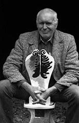 Czesław Czapliński (ur. 1953), Wojciech Fangor, Summit, Nowy Jork, 16 X 1988