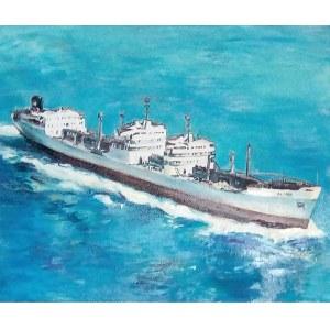 Katarzyna Kobylarz, Rejs statkiem po Morzu Północnym, 2019