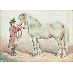 Piotr MICHAŁOWSKI (1800-1855), Krakowiak i koń