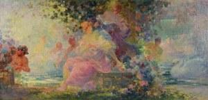 Gabriel GRIFFON (1866-1938), Bachanalia, ok. 1920