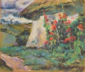 Jan BULAS (1878-1917), Malwy przed chatą