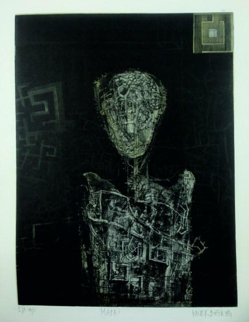 Kacper Bożek (Ur. 1974), MAPA I