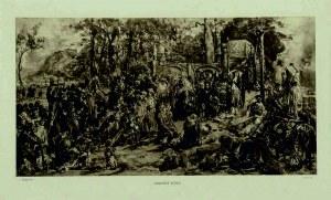 Jan Matejko (1838 - 1893), Chrzest Litwy