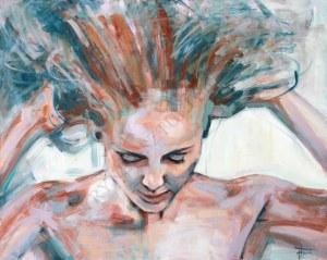 """Agnieszka Figurska, Z cynamonowym aromatem z cyklu """"Demi-sec"""" (2019)"""