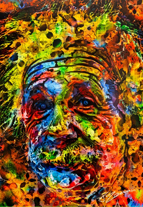 Tymoteusz ZEMAN ur. 1979, Einstein, 2019