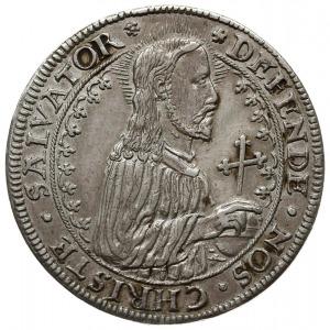 talar 1577, Gdańsk, moneta z walca autorstwa Kacpra Goe...