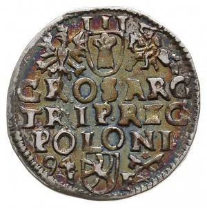 trojak 1594, Poznań, Iger P.94.4.a
